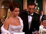 Claudine Auger - James Bond