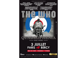 Vos invitation pour The Who en concert le 3...
