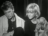 Johnny Hallyday et Sylvie Vartan