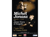 Vos invitation pour Michel Jonasz & Jean-Yves...