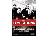 The Temptations en concert: Gagnez vos places...