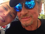 Johnny Hallyday : rencontre avec Sharon Stone...