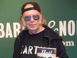 Neil Young : un nouvel album militant