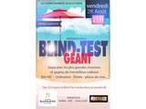 Blind test géant