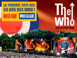 The Who, Live in Hyde Park - gagnez des Blu...