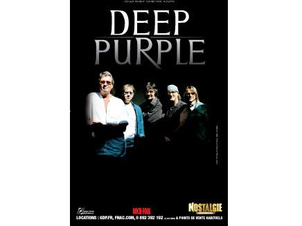 Deep Purple en tournée