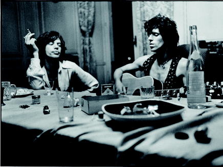 The Rolling Stones in exile sur France 5