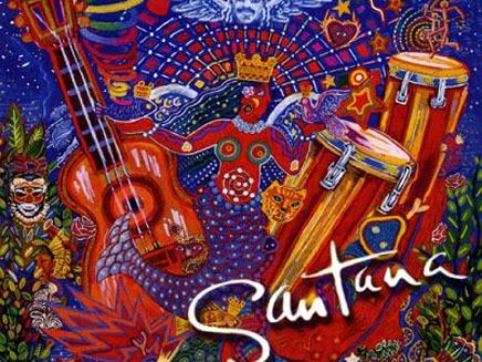 Retour de Santana