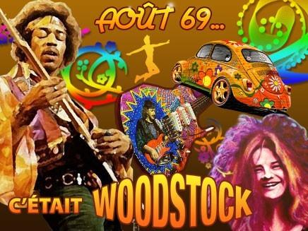 Août 69? C'était Woodstock