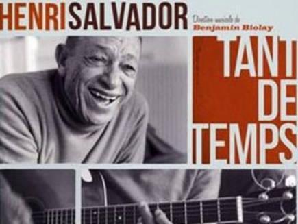 Henri Salvador, album posthume.