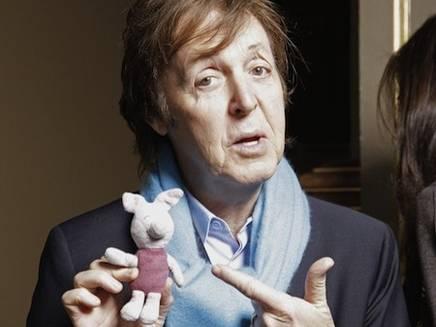 Paul McCartney impressionné par Brian Wilson