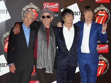 Rolling Stones : un concert parisien très intime