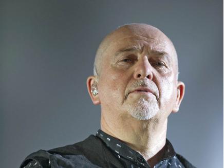 Peter Gabriel à l'honneur sur le Rock and Roll Hall of Fame
