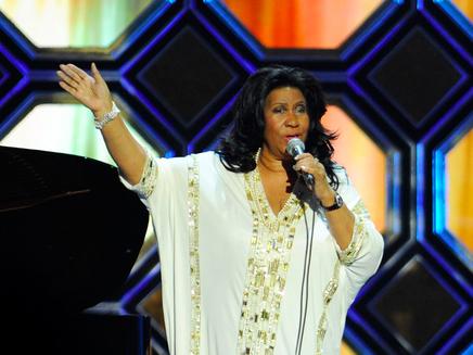 Aretha Franklin prépare un album de reprises !