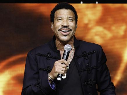 """Lionel Richie : """"Je me sens au sommet du monde"""""""