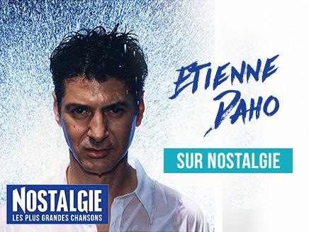 Etienne Daho invité de Nostalgie