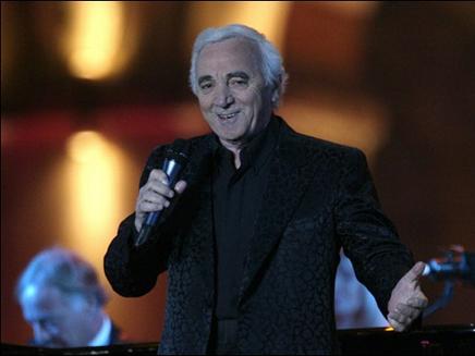 Charles Aznavour? « J'me voyais déjà »