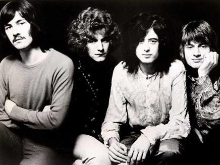 Retour de Led Zeppelin
