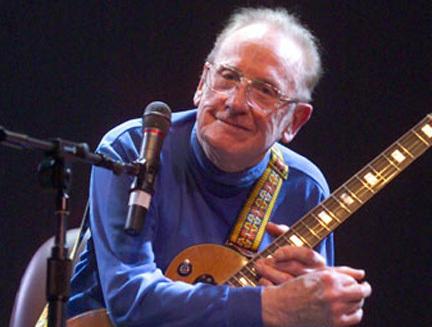 Décès de Les Paul, pionnier de la guitare électrique