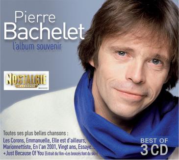 Pierre Bachelet ? L'album souvenir