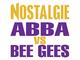 ABBA VS Bee Gees
