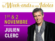 Week-end de vos Idoles - Julien Clerc